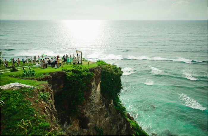 uluwatu wedding clifftop bali