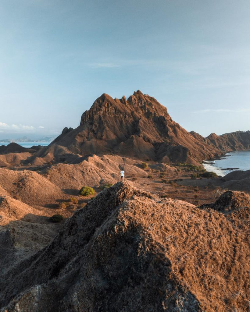 Some Things to Bring for Your Trekking in Padar Island