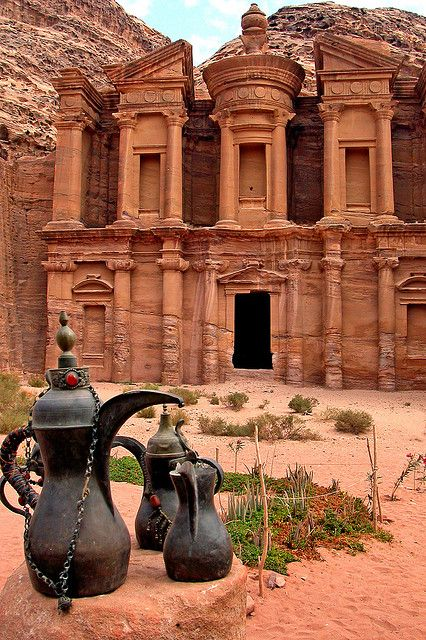 Must Visit Places in Jordan!