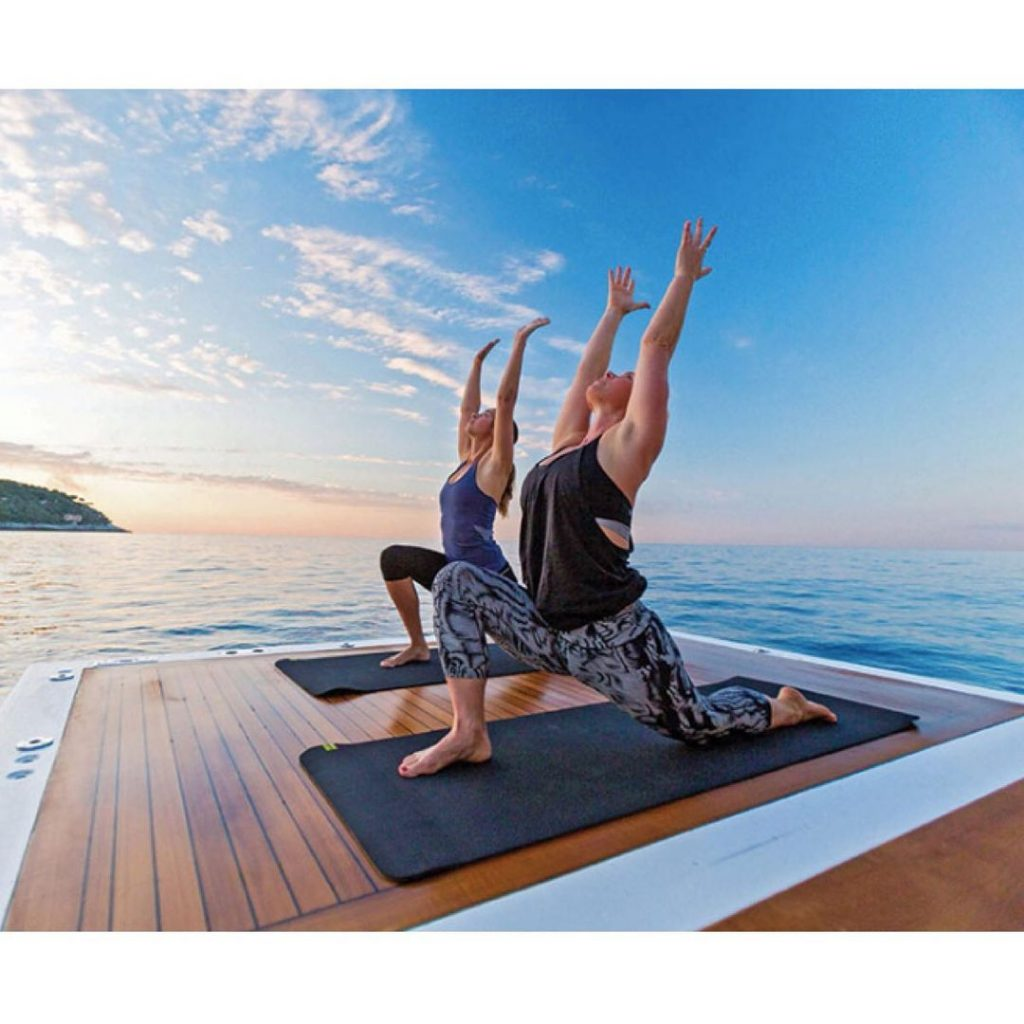 Yoga Cruise