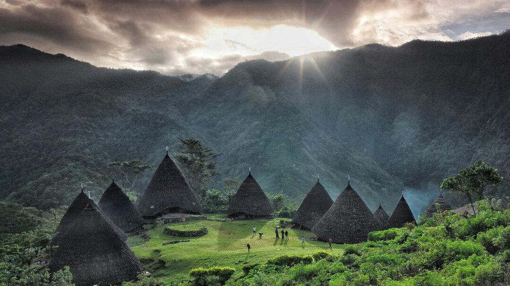 wae rebo village | Hello Flores