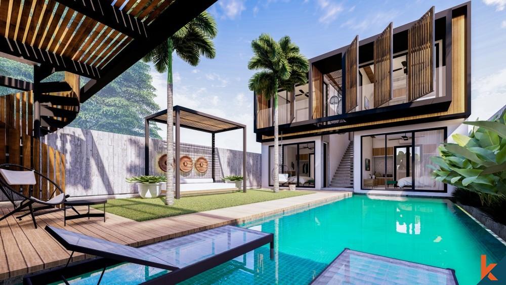 canggu villas experience